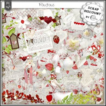 Frou-frous PU-S4H kit full size