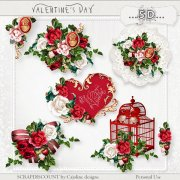 Valentine's day - embellishments