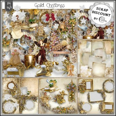 Gold Christmas - complete album
