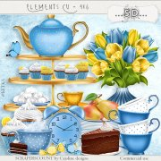 Elements cu - 406 Tea-Time