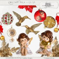 Christmas pack cu - 129