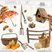 Elements cu - 487 Autumnal flea market 2