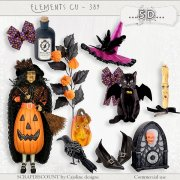 Elements cu - 389 Halloween