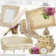 Elements cu - 506 Baroque atmosphere 2