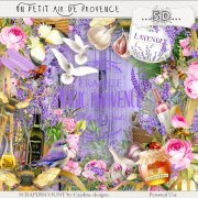 Un petit air de Provence - full size kit PU/S4H