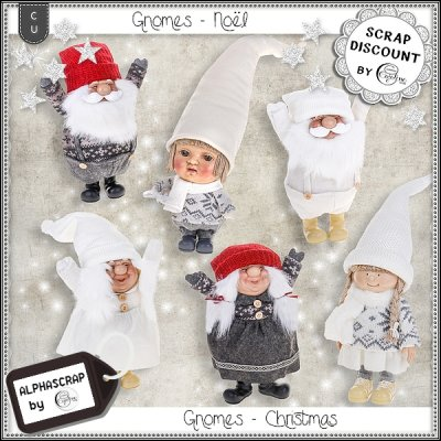 Gnomes - Figurines - Noël 3