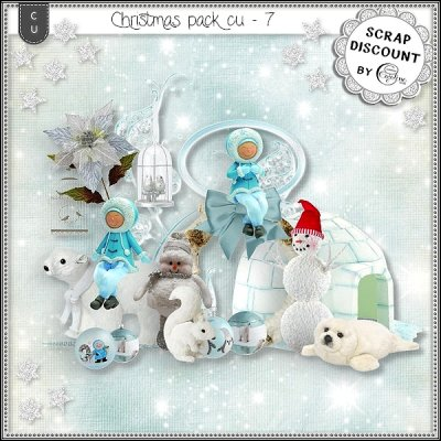 Christmas pack CU - 7