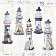 Lighthouses - Decoration