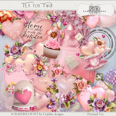 Tea for two - full size kit PU/S4H