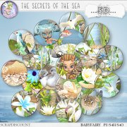 The secrets of the sea - scenic papers
