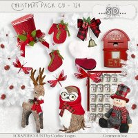 Christmas pack cu - 124