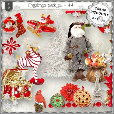 Christmas pack CU - 44