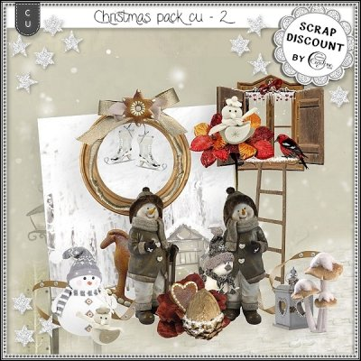 Christmas pack CU - 2