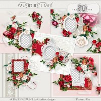 Valentine's day - pages rapides