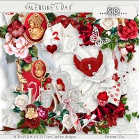 Valentine's day - kit full size PU/S4H