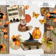 Elements CU - 275 Autumn