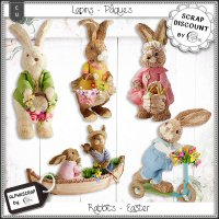 Rabbits - Easter 1