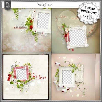 Frou-frous - quick pages