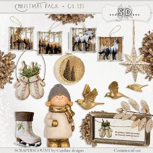 Christmas pack cu - 131