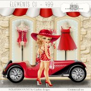 Elements cu - 499 A shopping day !