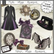 Fashion - Accessories - Vintage - Steampunk 12