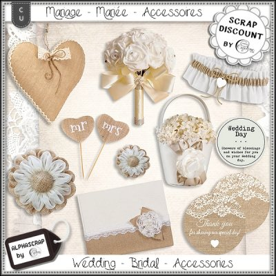 Wedding - Bridal - Accessories 10