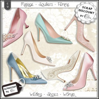 Souliers - Femme - Mariage 1