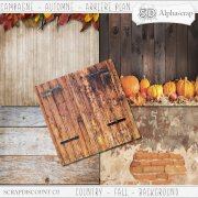 Country - Fall - Backgrounds 4