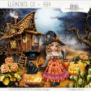 Elements cu - 494 The Halloween night 6