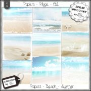 Papers - Beach - Summer 1