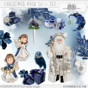 Christmas pack cu - 151