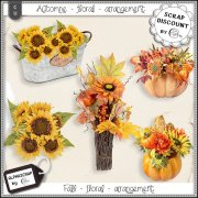 Fall - Floral - Arrangement 6