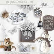 Christmas pack cu - 112