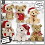 Plushies - Christmas - Winter 4