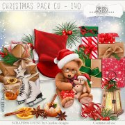 Christmas pack cu - 140 The Christmas gifts