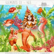 Elements cu - 465 Le monde du corail 2