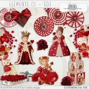 Elements cu - 503 Victorian Valentine