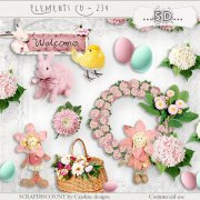 Elements CU - 234 Spring & Easter