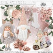 Christmas pack cu - 144