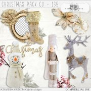 Christmas pack cu - 139