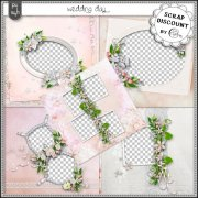 Wedding day - pages rapides