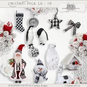 Christmas pack cu - 118