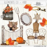 Elements cu - 488 Autumnal flea market 3