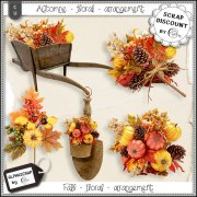 Fall - Floral - Arrangement 1