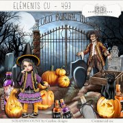Elements cu - 493 The Halloween night 5