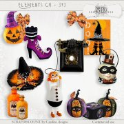 Elements cu - 393 Halloween