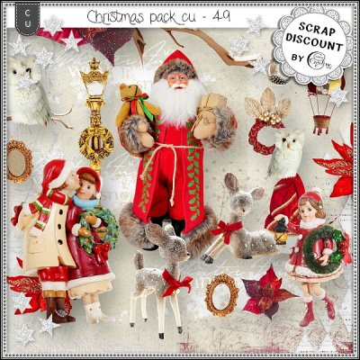 Christmas pack CU - 49