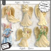 Anges - Figurines 1
