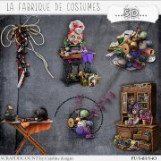 La fabrique de costumes - full size kit PU/S4H