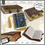 Books - Old - Spells - Grimoires 2